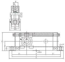 KOYO UCTU212-500 bearing units