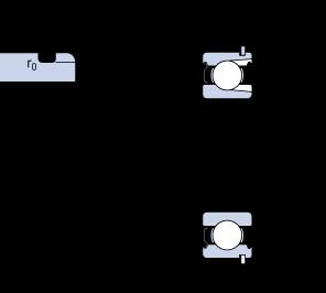 SKF 213-ZNR deep groove ball bearings