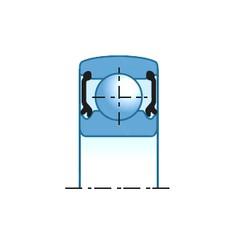 NTN CS207LLU deep groove ball bearings