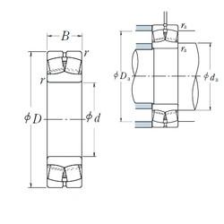 NSK 21313EAE4 spherical roller bearings