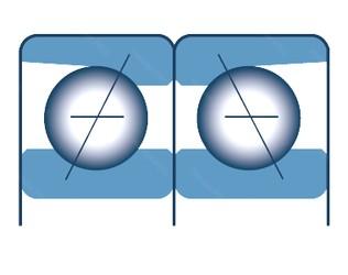 NTN 7034CDB/GLP5 angular contact ball bearings