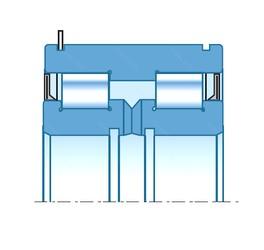 NTN E-SLX130X210X150 cylindrical roller bearings