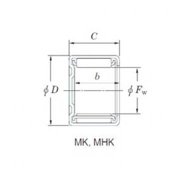 KOYO MK1361 needle roller bearings