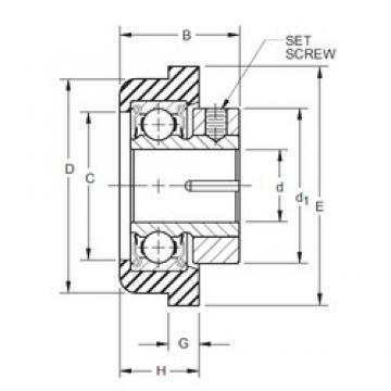 Timken S5PP2RTF bearing units