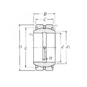 NTN SA1-120B plain bearings