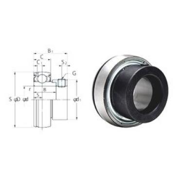 KOYO SA205-16F deep groove ball bearings