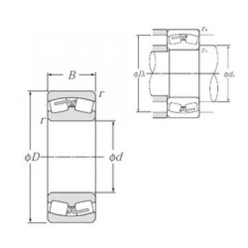 NTN 239/1120 spherical roller bearings
