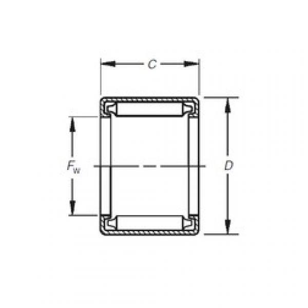 Timken B-3420 needle roller bearings #1 image