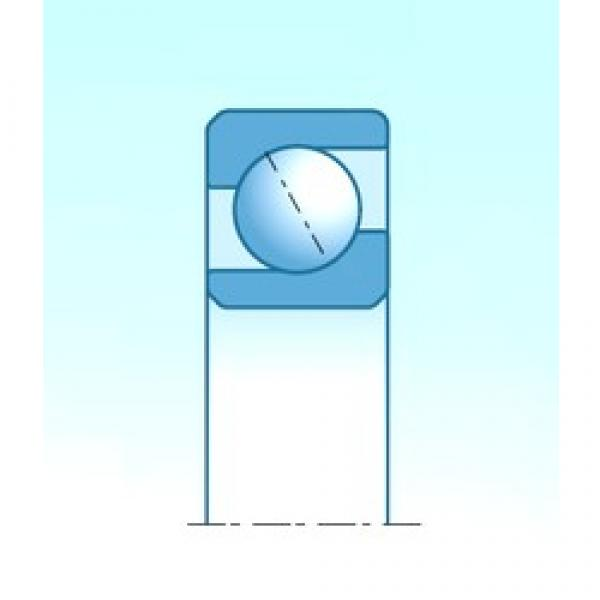 NTN 7320BDBT angular contact ball bearings #1 image