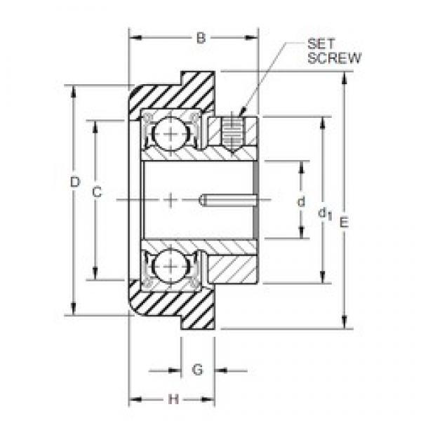 Timken S5PP2RTF bearing units #1 image