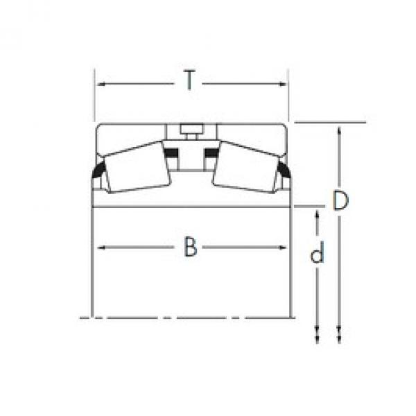 Timken 71426D/71750 tapered roller bearings #1 image