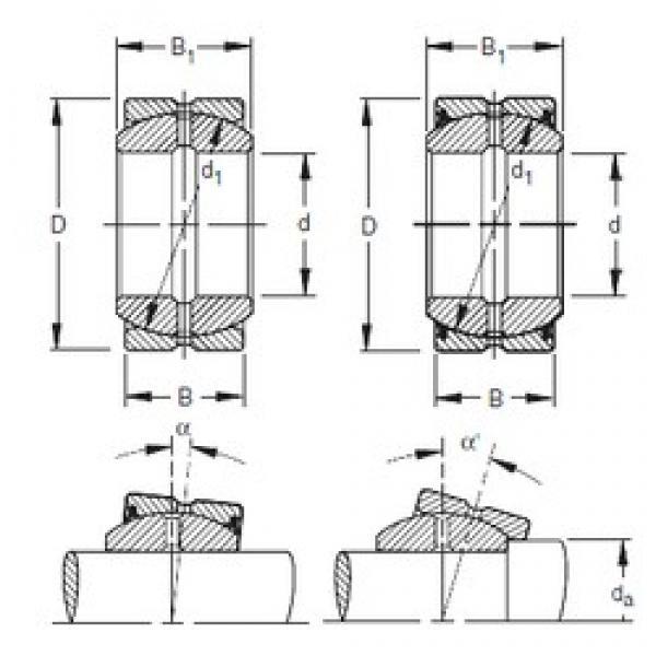 Timken 37SF60 plain bearings #1 image