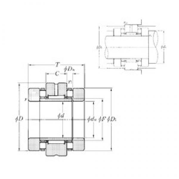 NTN ARN2572 complex bearings #1 image